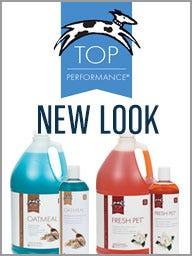 Top Performance Oatmeal Dog Grooming Shampoo