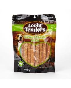 Lovin Tenders Chicken & Rawhide Twists
