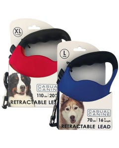 Casual Canine Belted Retractable Leads