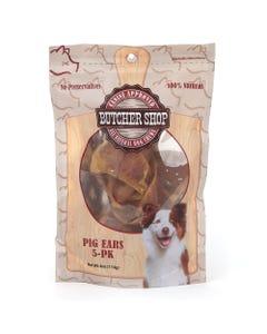 Butcher Shop Pig Ears 5-Pack