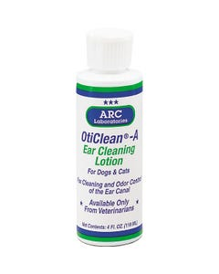 ARC Laboratories OtiClean-A Ear Cleaning Lotion