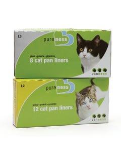 Pureness Cat Litter Pan Liners