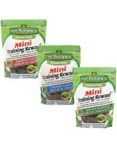Pet Botanics Grain-Free Mini Training Rewards