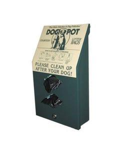 DOGIPOT Aluminum Jr Bag Dispenser