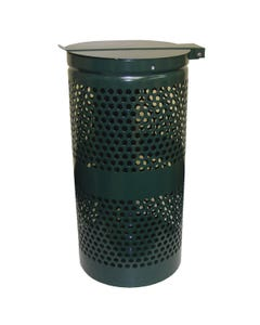 DOGIPOT Steel Trash Receptacle