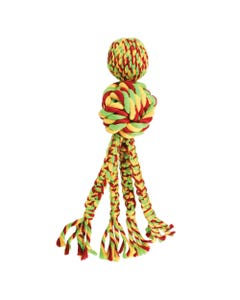 Kong Wubba Weaves With Rope Asst