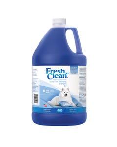 Fresh 'n Clean Snowy Coat 15:1 Shampoo Gallon