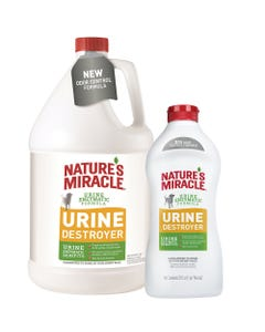 Nature's Miracle Urine Destroyers