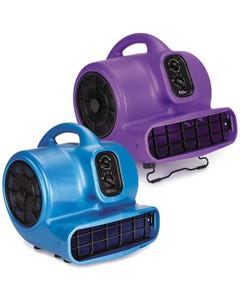 Master Equipment Blue Force Cage Dryers .33HP