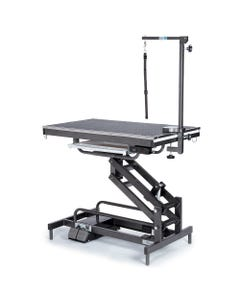 Master Equipment Origin II Electric Grooming Table with Outlets
