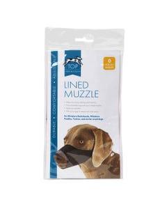 Top Performance Lined Nylon Dog Muzzles