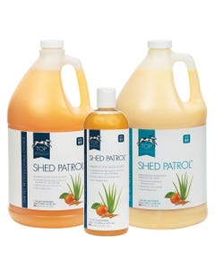 Top Performance Shed Patrol Shampoos & Solutions