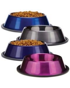 ProSelect DuraGloss Metallic Stainless Steel Bowls