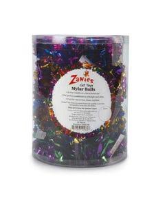 Zanies Mylar Balls Cat Toy Canister, 35 pc