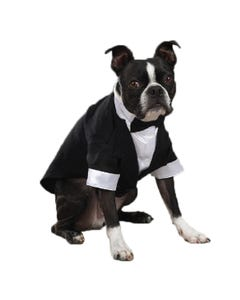 East Side Collection Yappily Ever After Dog Tuxedo