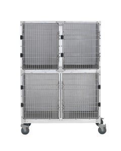 Shor-Line 4-Foot Mobile Cage Assembly, Option B