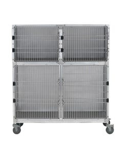 Shor-Line 5-Foot Mobile Cage Assembly, Option B