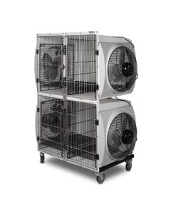 Shor-Line Double Dryer Cage 48x36In