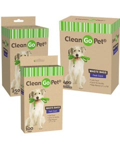 Clean Go Pet Scented Doggy Waste Bags