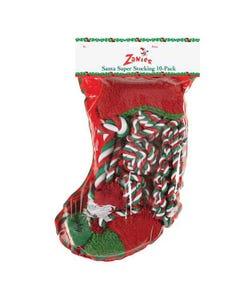 Zanies Santas Super Stocking 10Pk