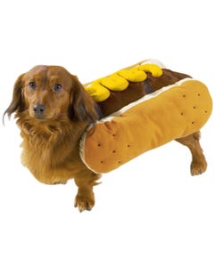 Casual Canine Hot Diggity Dog Costumes