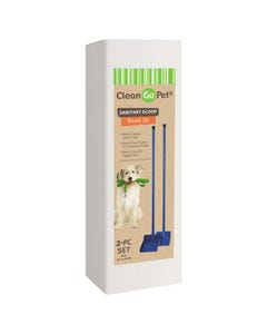 Clean Go Pet Color Sanitary Scoops