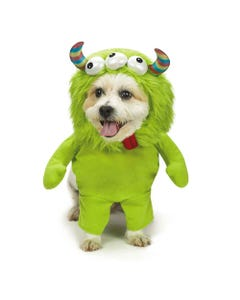 Casual Canine Three-Eyed Monster Costume