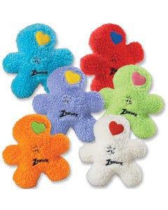 Zanies Embroidered Berber Boys Dog Toys
