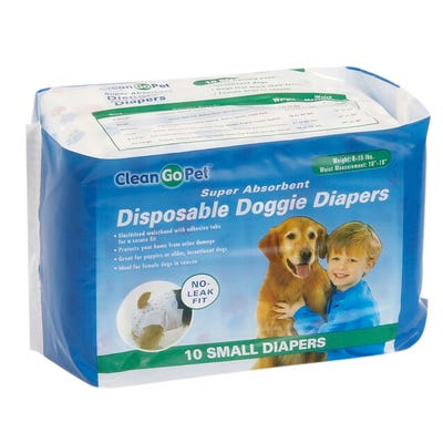 Diapers and Pup Pants