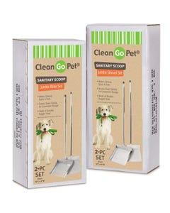 Clean Go Pet Jumbo Sanitary Scoop Sets
