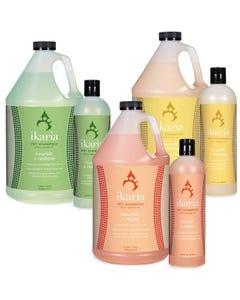 ikaria Nourish Shampoos