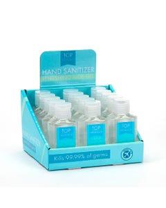 Top Performance 2 oz Gel Hand Sanitizer Display