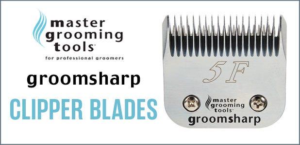 Master Grooming Tools Groomsharp Blades