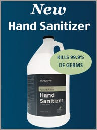Hand Sanitizer Topical Solution Gal