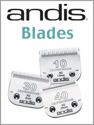 Andis Dog Clipper Blades on Sale