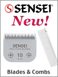 Sensei Grooming Blades and Combs