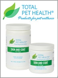 Total Pet Health Skin and Coat Dog Supplements