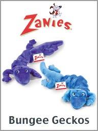 Zanies Bungee Geckos