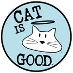 Cat is Good Logo