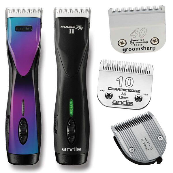 Pet Clippers & Blades