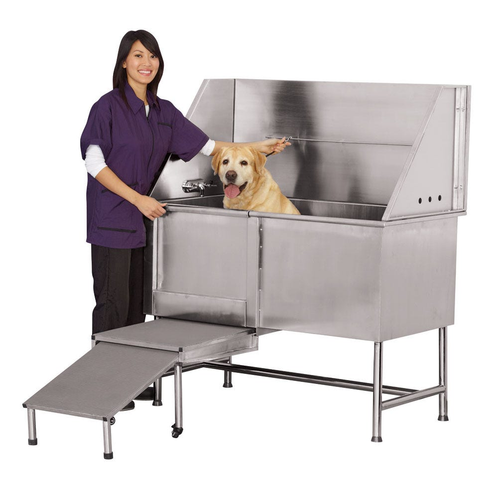 Dog Grooming Tubs