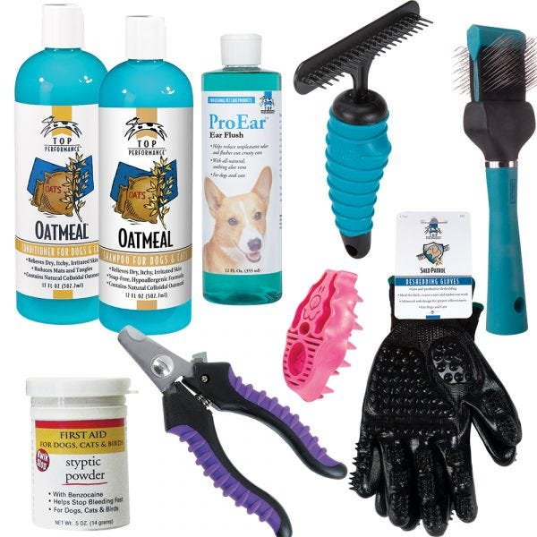 Dog Grooming Kits