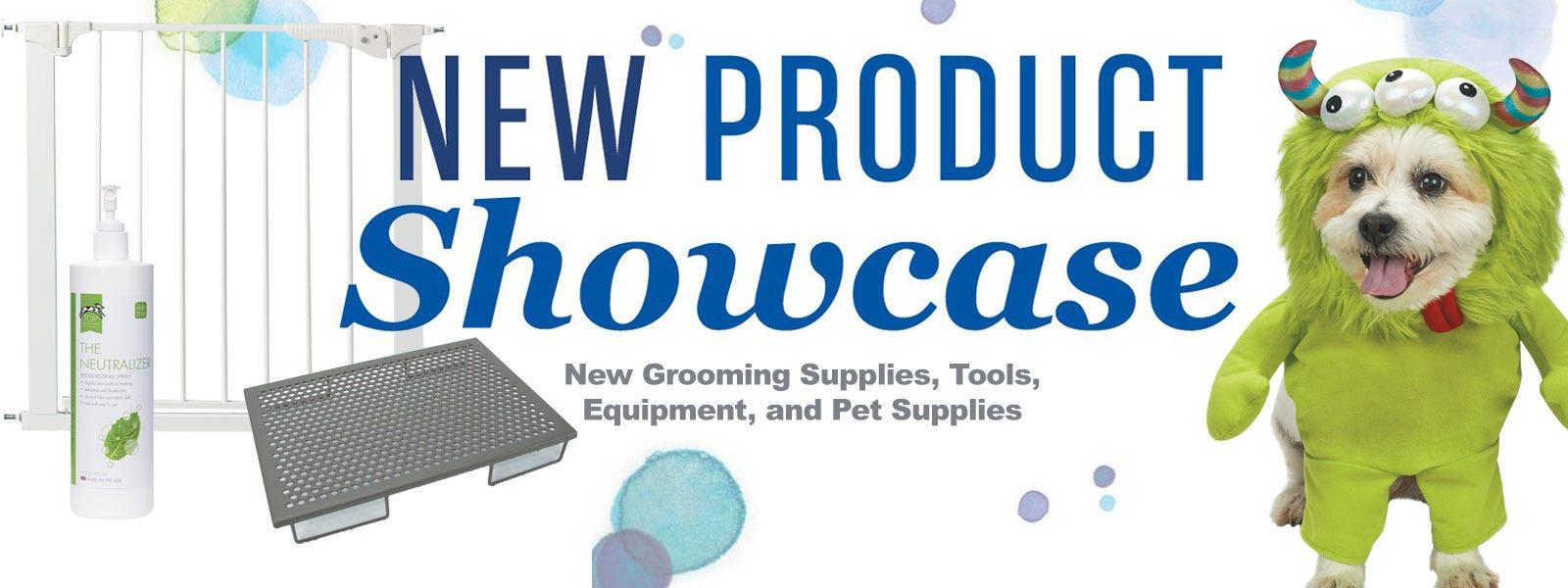 New Pet Product Showcase
