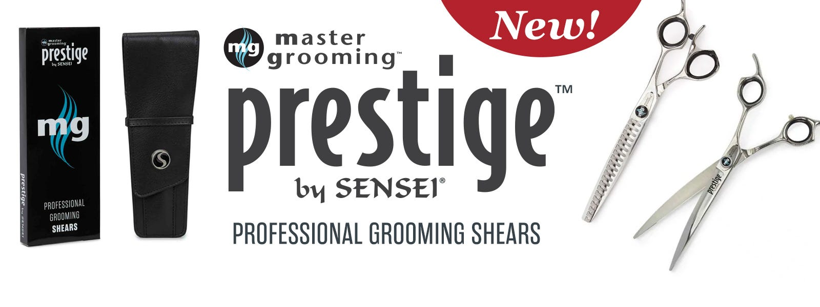 New Prestige Shears by Sensei