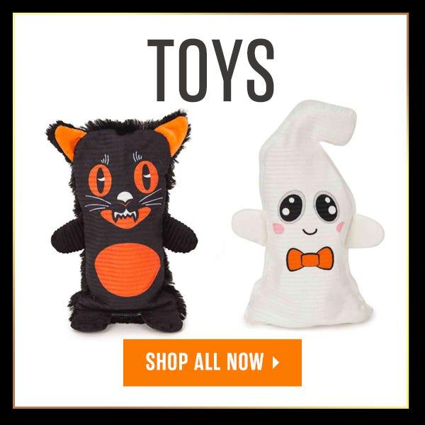 Halloween Pet Toys
